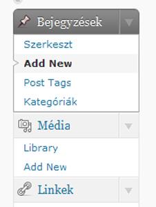 Blog, fotóblog, RSS, videóblog linkgyűjtemény a blogok